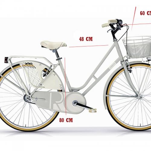 medidas bicicleta clasica