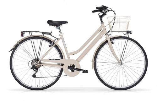 Bicicleta italiana de paseo