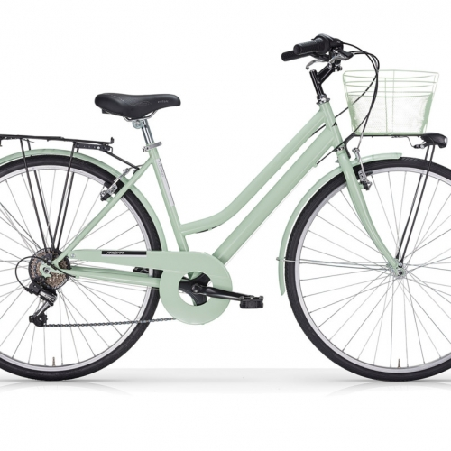 Bicicleta de paseo italiana Modelo Touring MBM