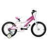 bicicleta niña 16 pulgadas rosa