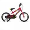 bicicleta niño 14 pulgadas rojo