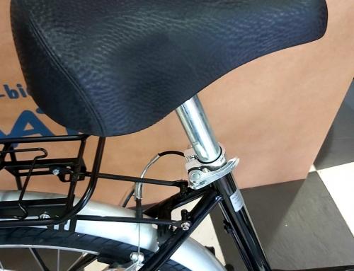 ¿Cómo sustituir el sillin de una bicicleta urbana?